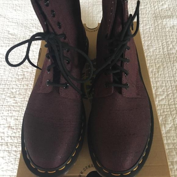 dr martens vegan castel boots